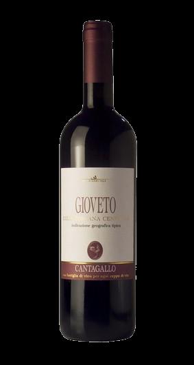 Gioveto Colli Toscana Centrale 0,75 L