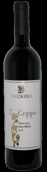 Rosso Primitivo 7 Ceppo 0,75 L