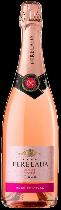"Cava Brut Rosado ""Rose Festival"" 0,75 L"