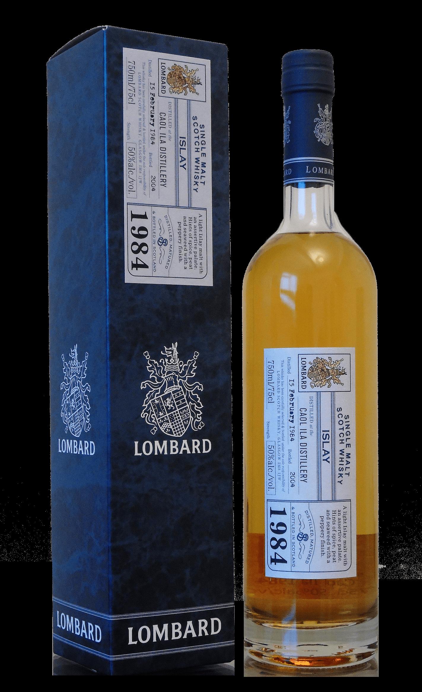 Lombard Coal Ila 1984 0,75 L