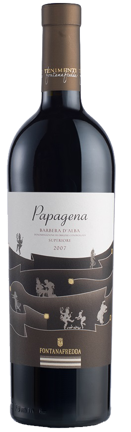 Papagena barbera d'Alba Superiore