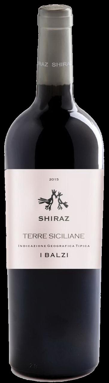 Shiraz I Balzi Terre Siciliane 0,75 L