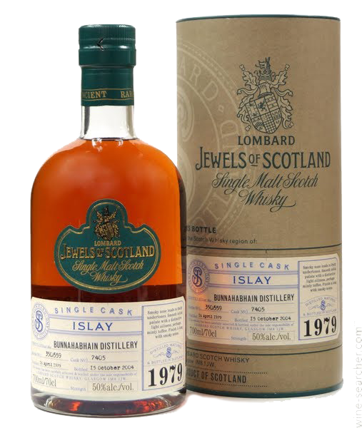 Bunnahabhain 1979 Jewels of Scotland