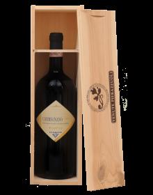Carmignano Riserva in wooden box 1,5 L