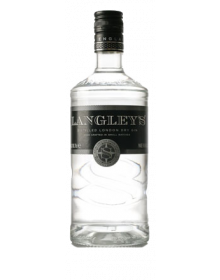 Gin Langley's No8 London Dry