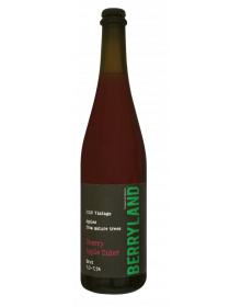 Cherry Apple Cide Sparkling Brut Berryland