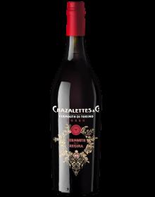 Vermouth Chazalettes Rosso della Regina 0,75 L